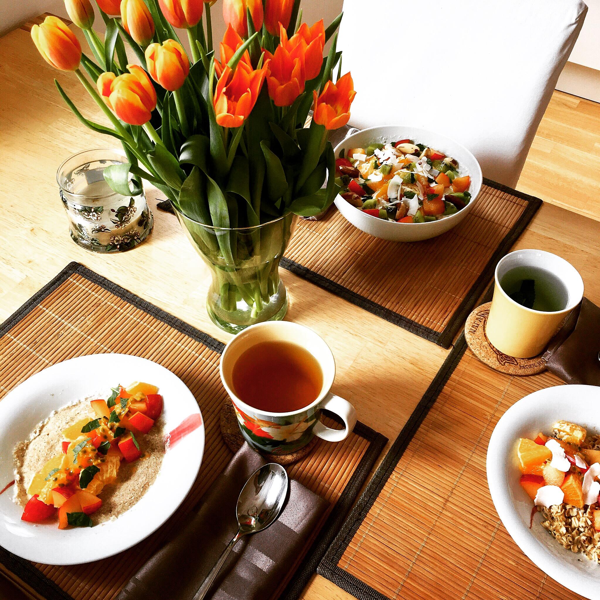 Ein AIP_freundliches_Frühstück geht auch mit der ganzen Familie.
