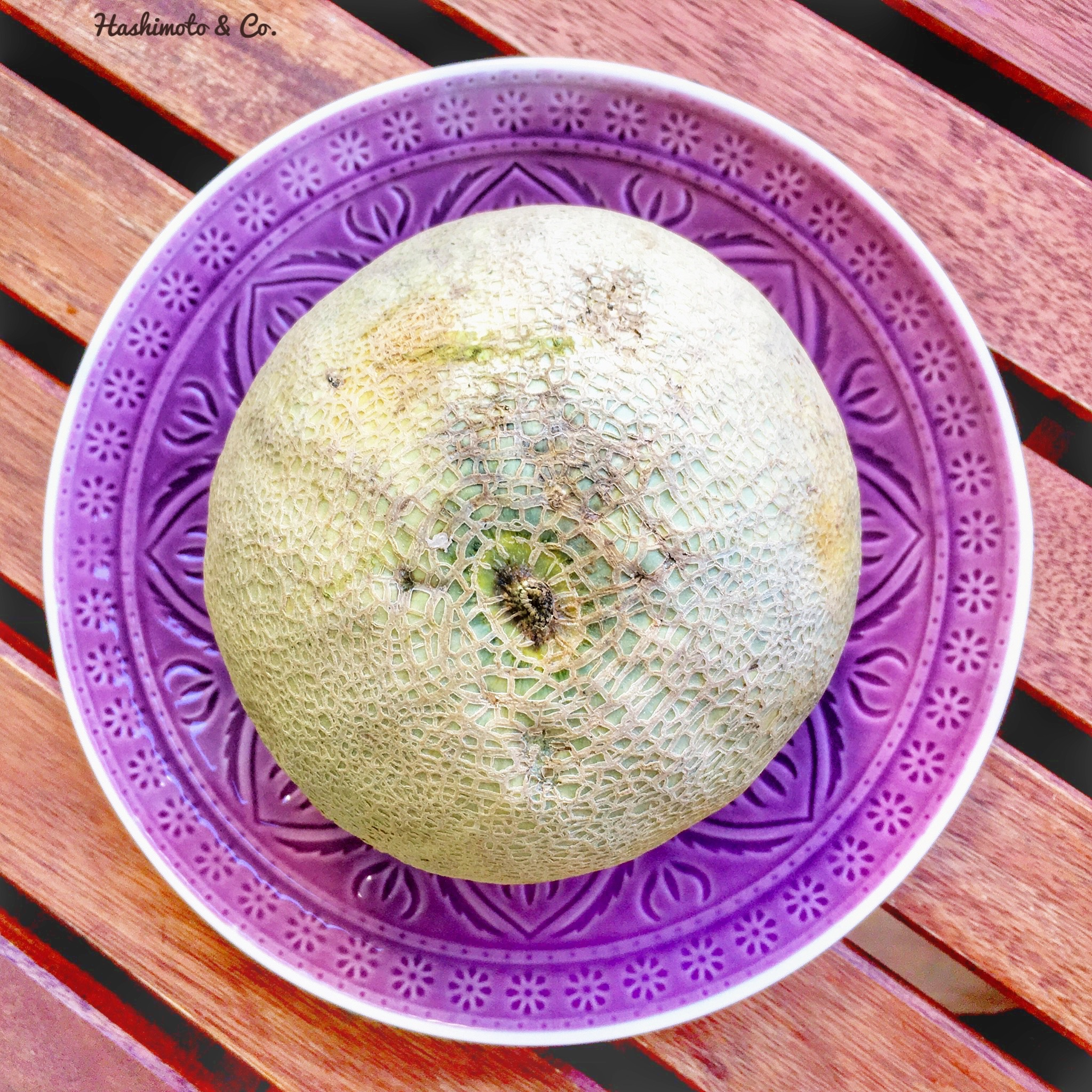 Du liebst Cantaloupe-Melonen? Mit einer ganzen Frucht hast du spielend 20g Fructose aufgenommen.