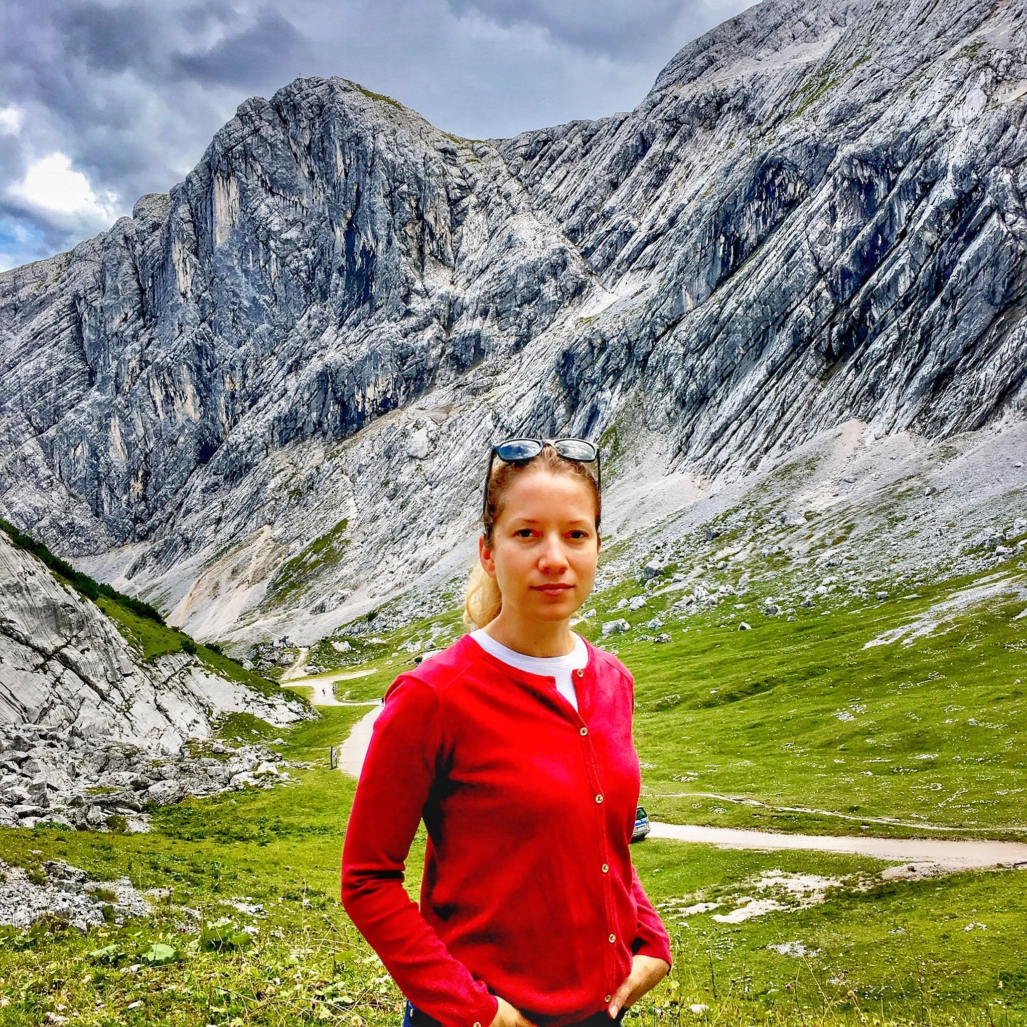 Sabrina Bergmann, Autorin von Hashimoto & Co.