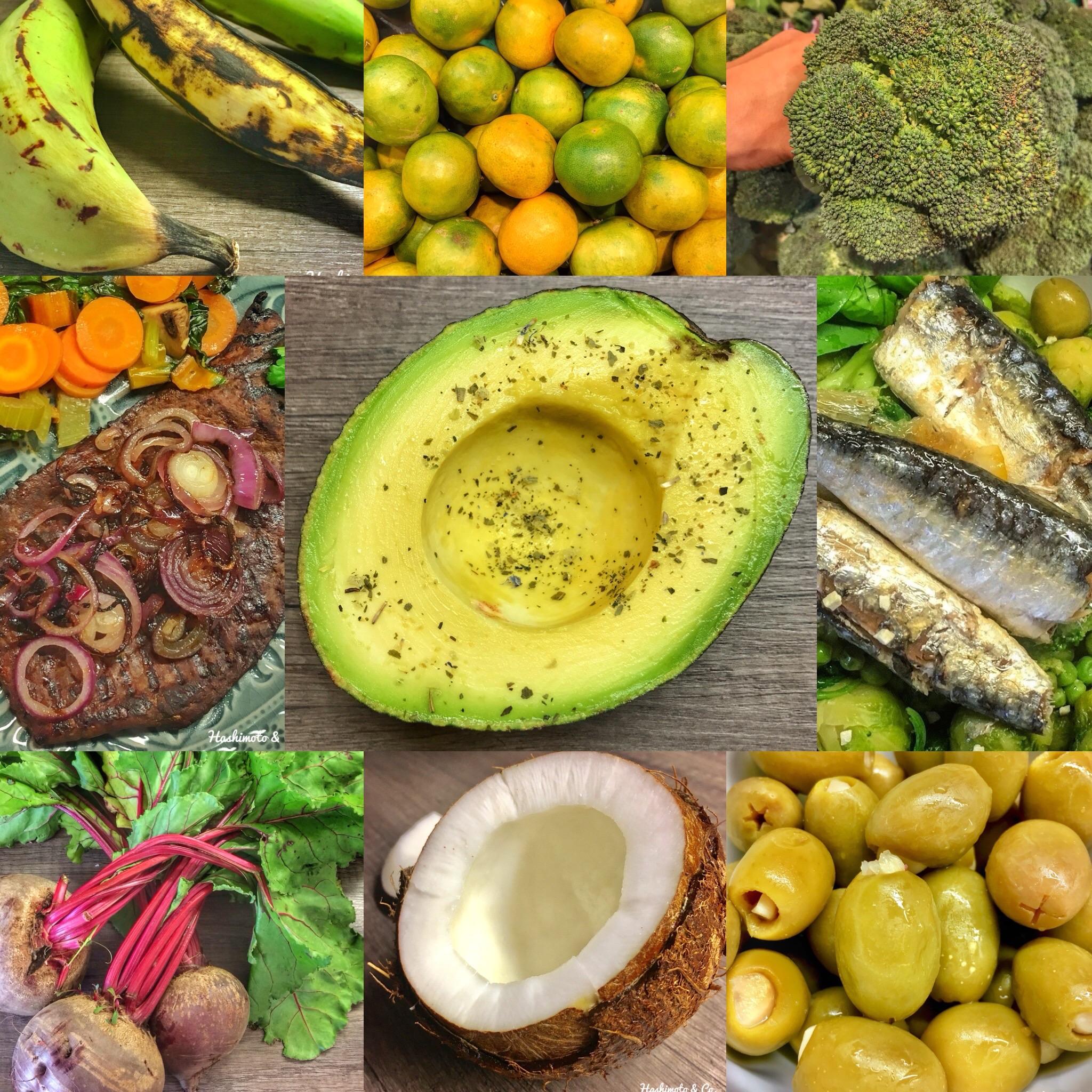 Diese 10 Lebensmittel gehören auf jede AIP-Einkaufsliste