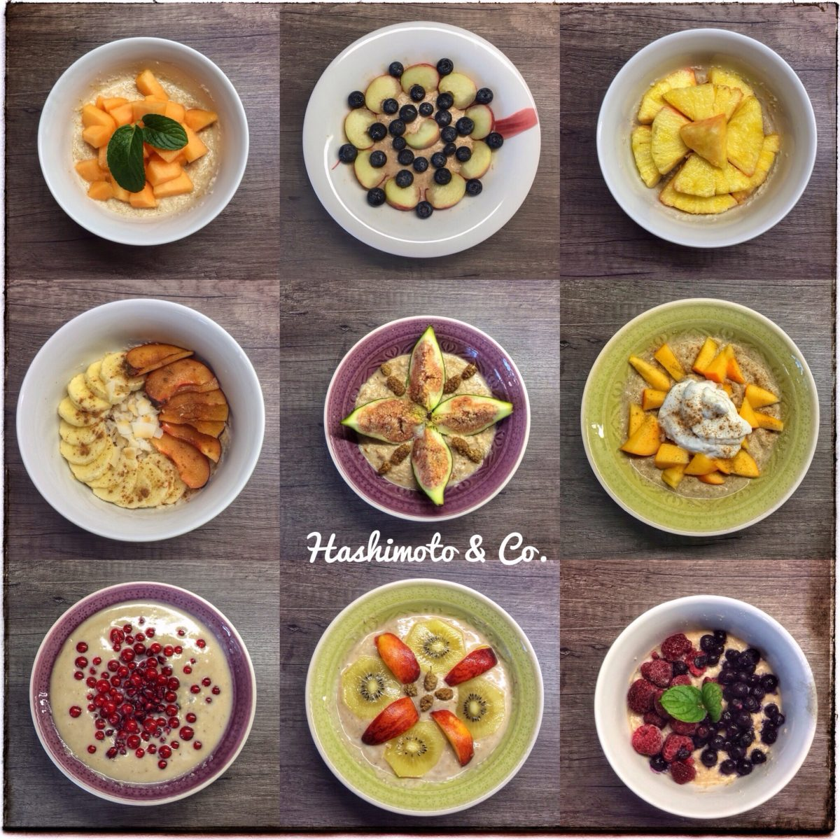 Erdmandel-Porridge, das geniale AIP-Frühstück