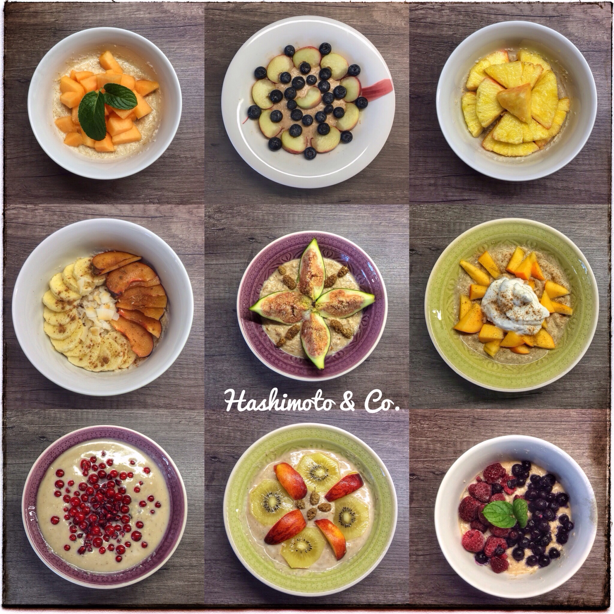 AIP Rezepte Erdmandel-Porridge, ein wirklich geniales AIP-Frühstück.
