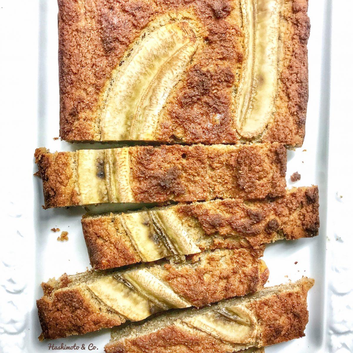 Bananenbrot (AIP / Paleo)