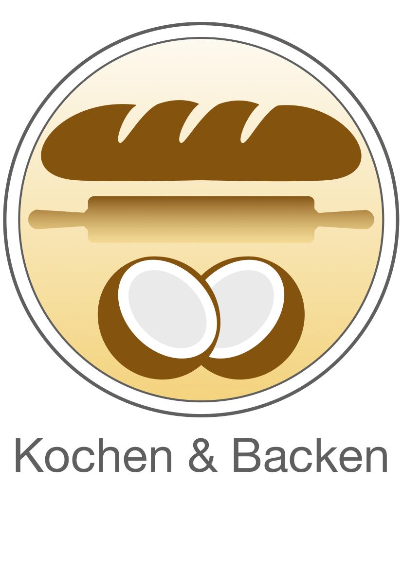 AIP Shop Symbol Kochen und Backen