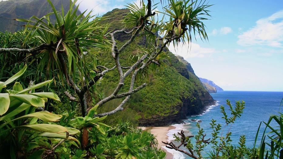 Reisen mit dem Autoimmunprotokoll: Kalalau Trail auf der Insel Kauai, Hawaii.