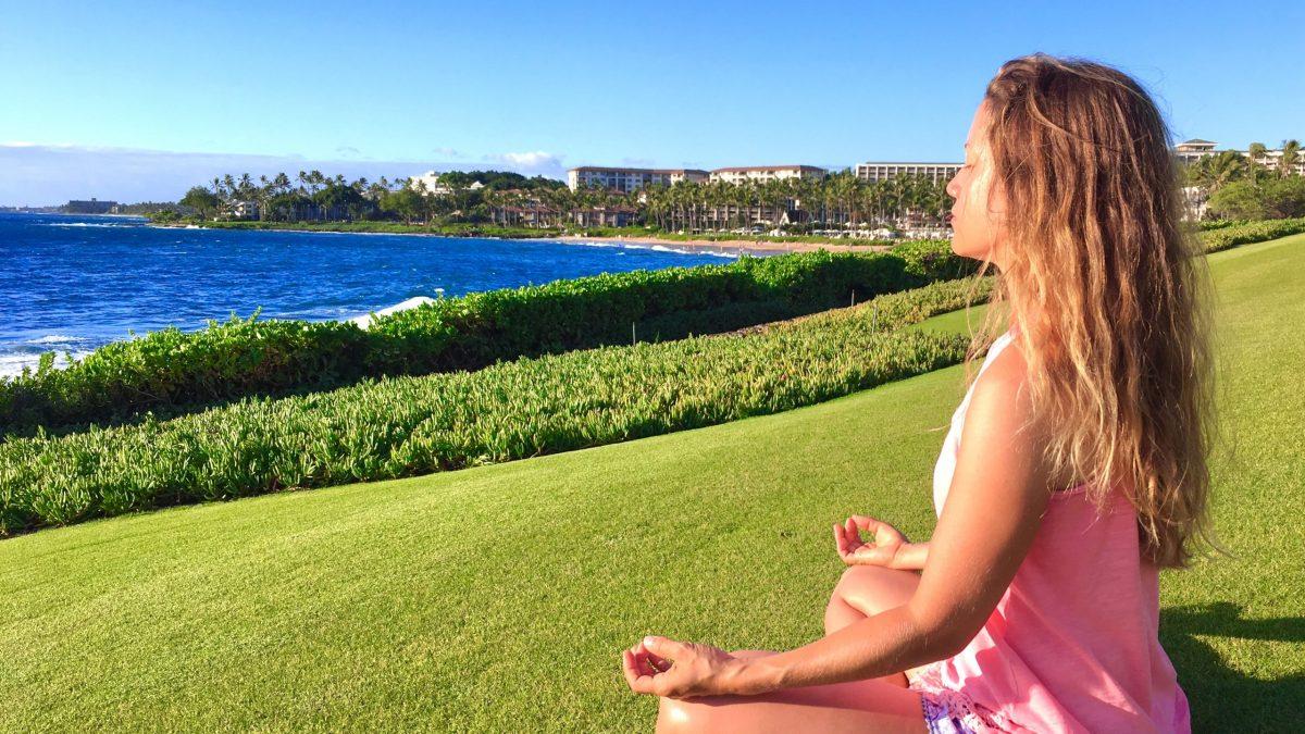 Mit Meditation kann man Stress abbauen und so das Immunsystem stärken.