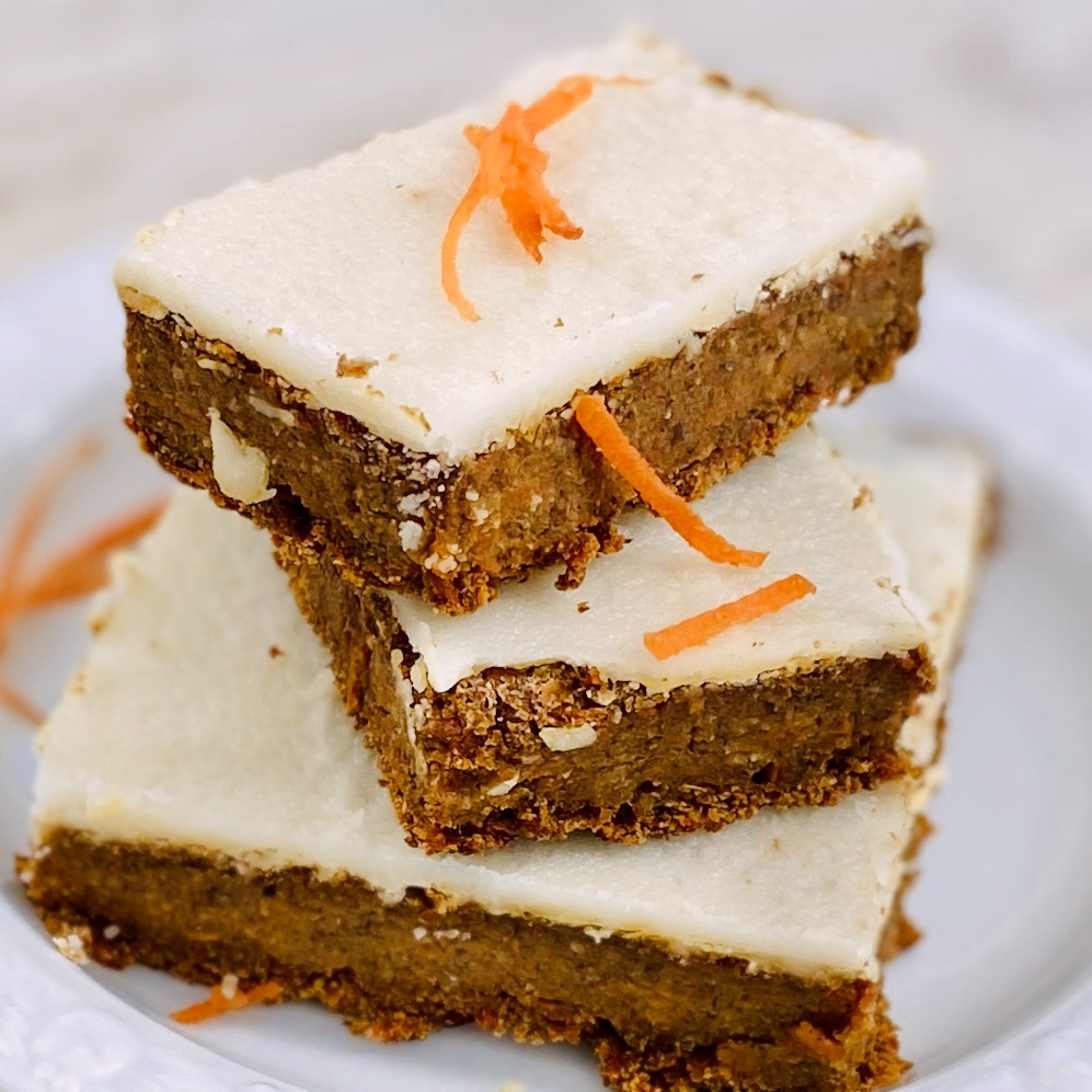 Rezept für Karottenkuchen (Paleo - Autoimmunprotokoll)