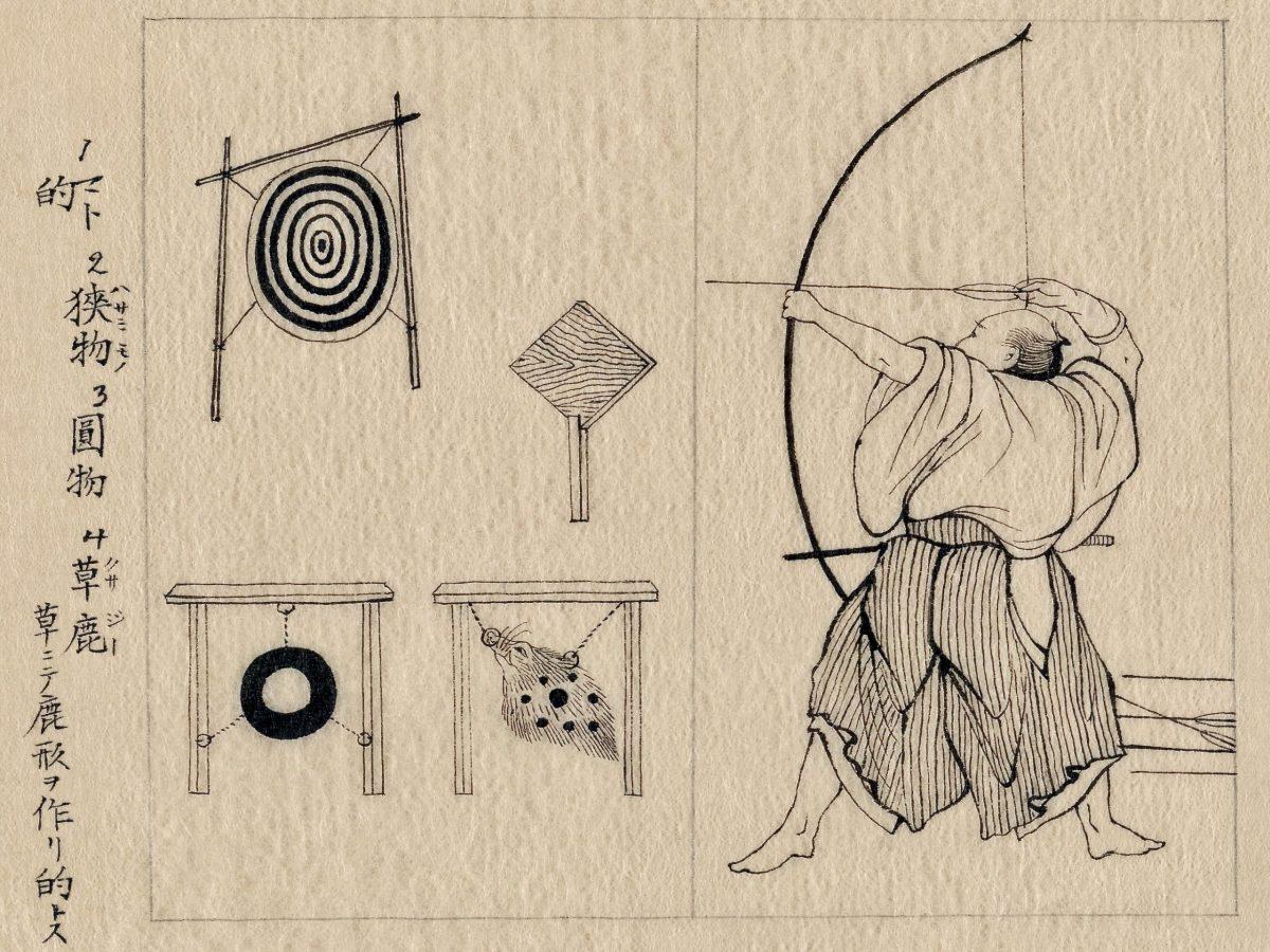 Das japanische Bogenschießen Kyūdō ist eine sehr alte und traditionelle Form der Meditation in Bewegung.