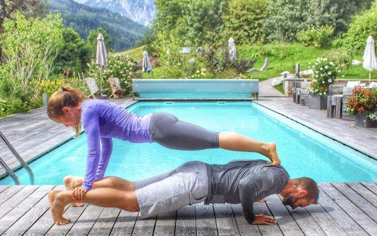 Immunsystem stärken Teil 7 Bewegung und Sport
