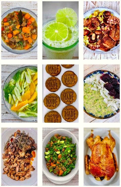 Beispiele aus unserem Nutrivore Kochbuch