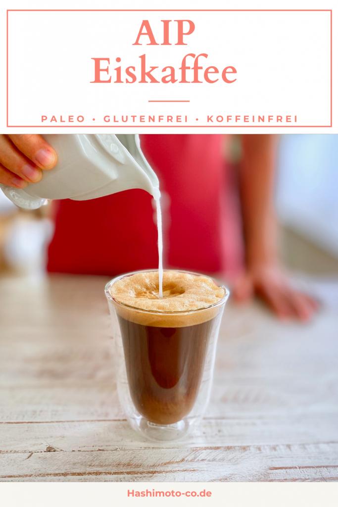 AIP Eiskaffee
