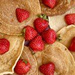 2–Zutaten Pfannkuchen